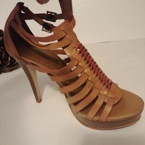 Gianni Bini genuine leather heels